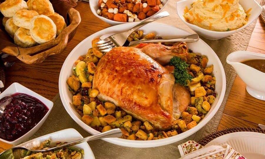 Национальная кухня Албании - Першеш с индейкой