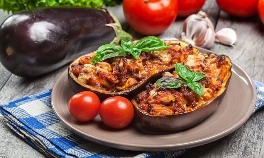 Национальная кухня Албании - Имам баджаллди