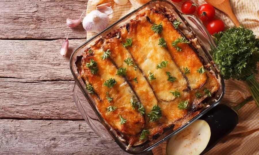 Греческая кухня - Мусака