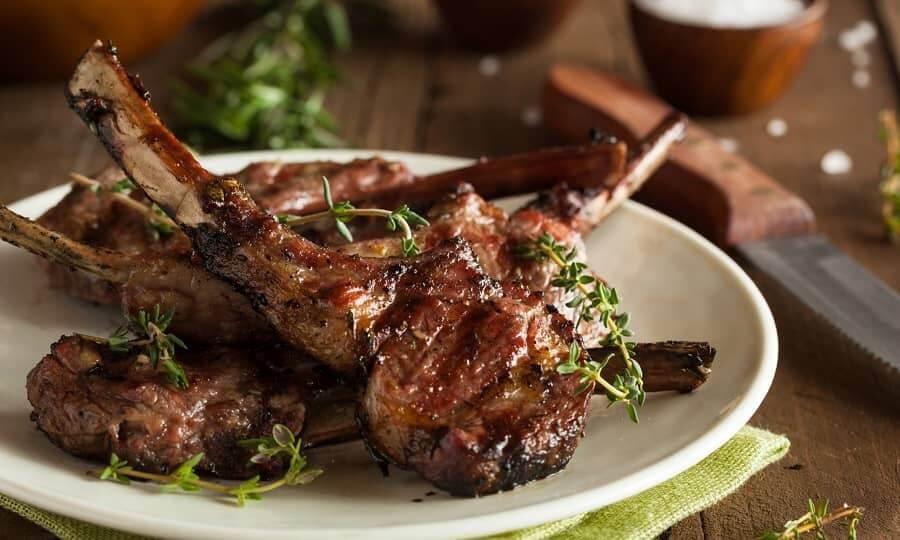 Греческая кухня - Пайдакия