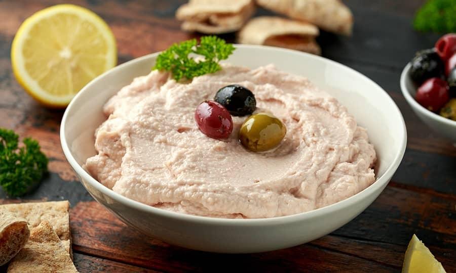 Греческая кухня - Тарамасалата