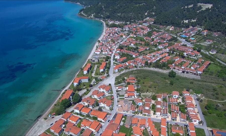 Пляж Фурка, Кассандра