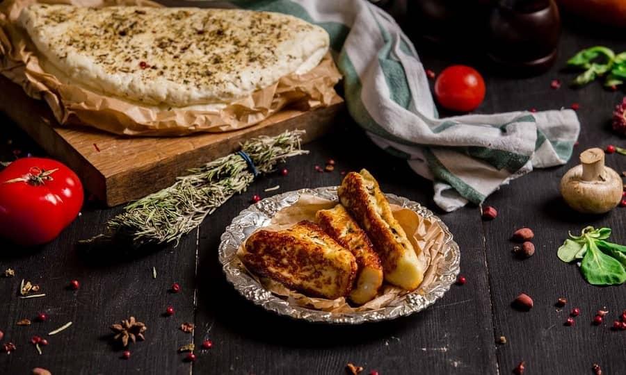 Национальная кухня Кипра - Халуми