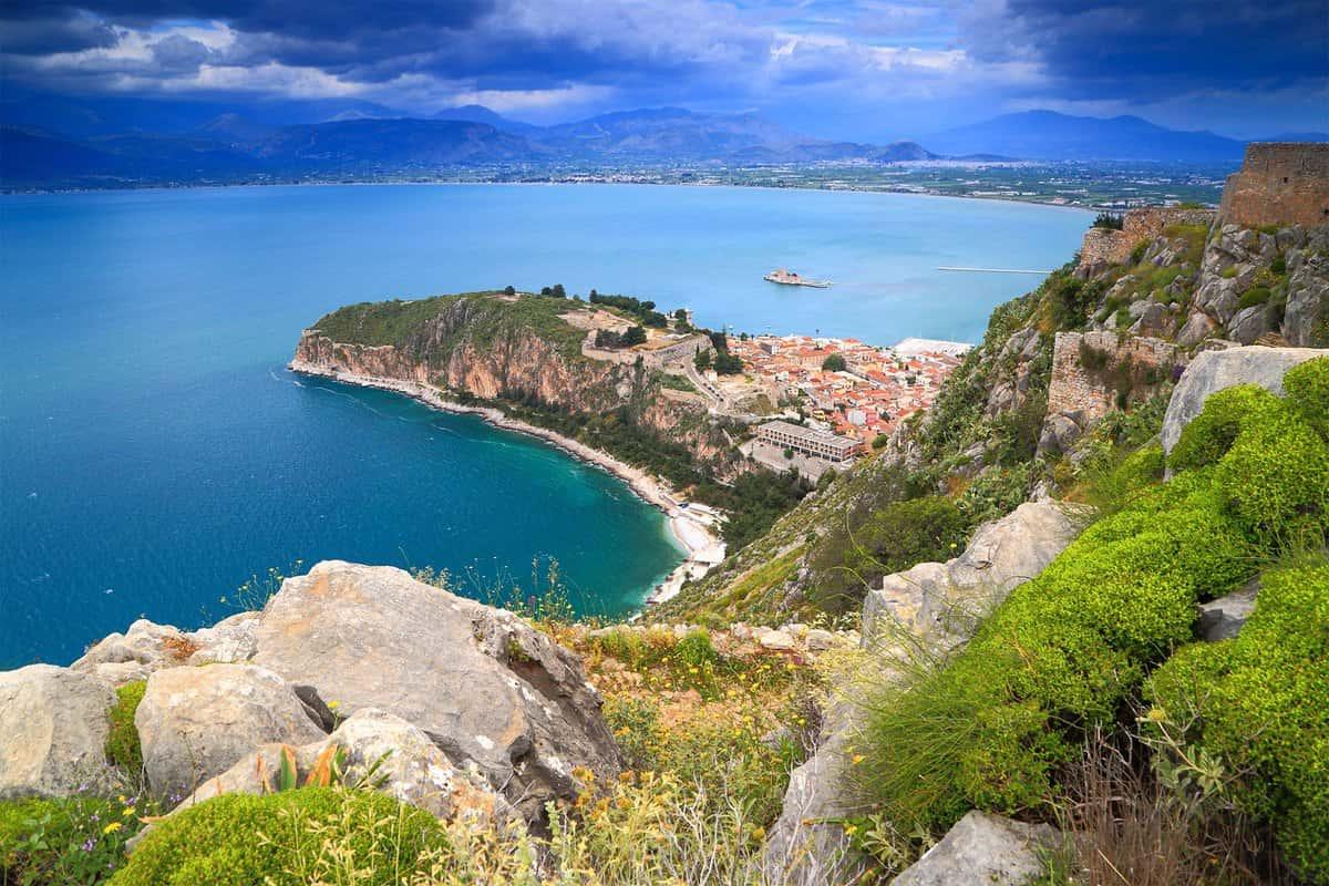Курорты Греции - Пелопоннес