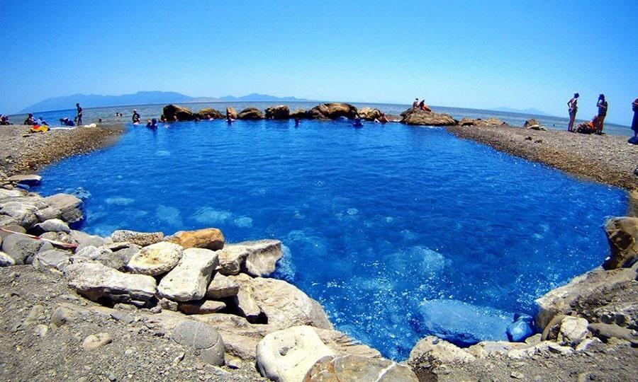 Пляж Термес, остров Кос