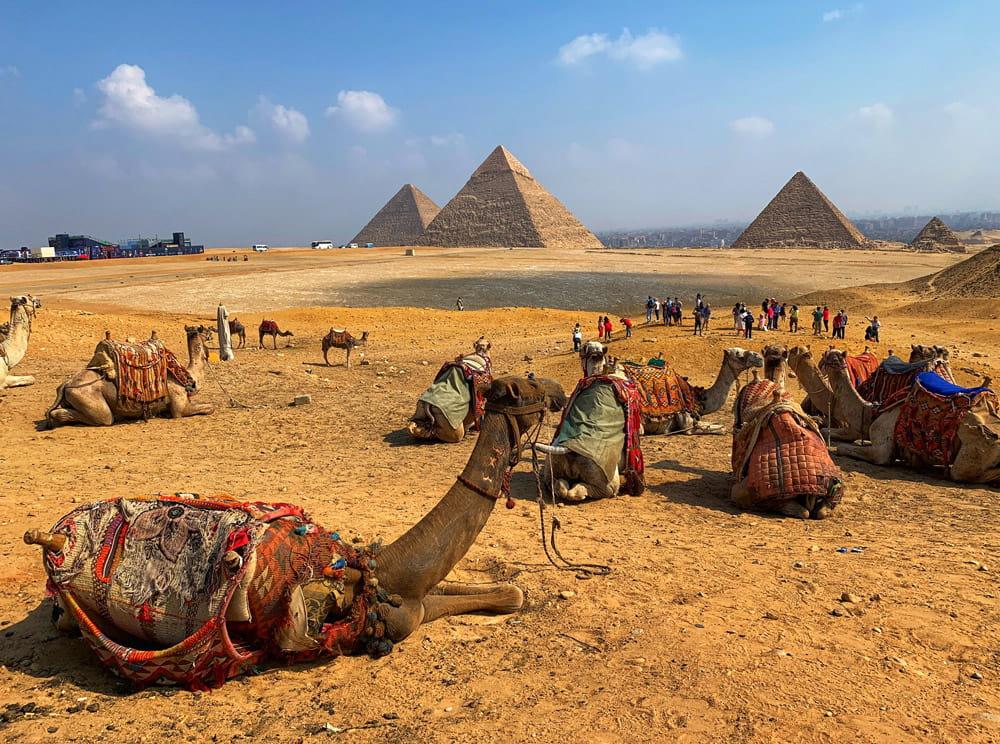 Египет обновил правила въезда для туристов