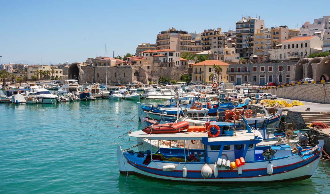 Курорты Греции - Крит