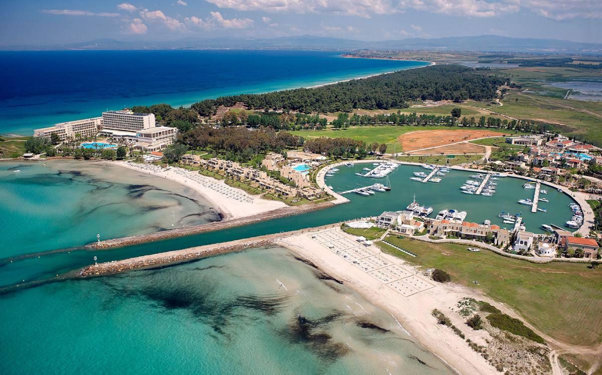 Курорты Греции - Кассандра