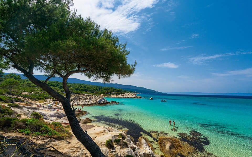 Курорты Греции - Ситония