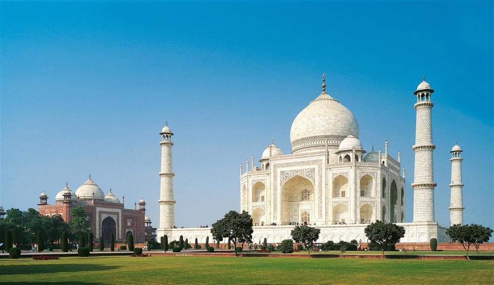 Индия готова пустить туристов к своим главным достопримечательностям