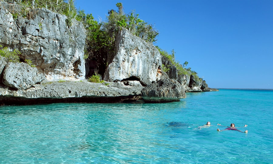 Пляжи Доминиканы - Байя-де-лас-Агилас