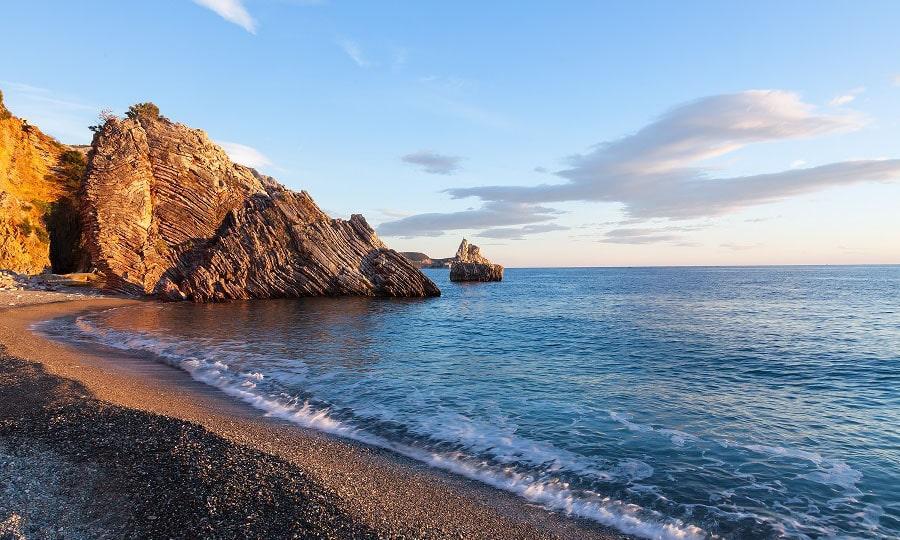 Лучшие курорты Черногории - Бечичи