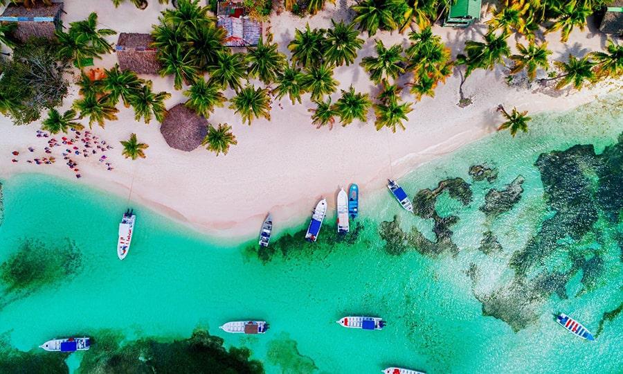 Пляжи Доминиканы - Кабарете