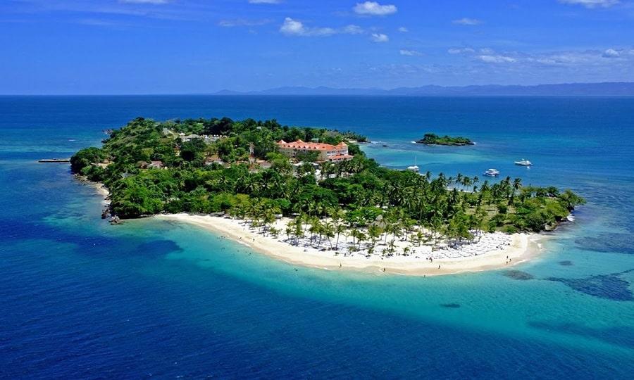 Пляжи Доминиканы - Кайо-Левантадо