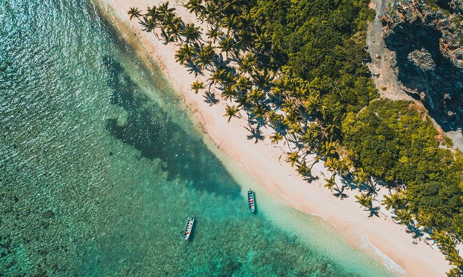 Пляжи Доминиканы - Фронтон