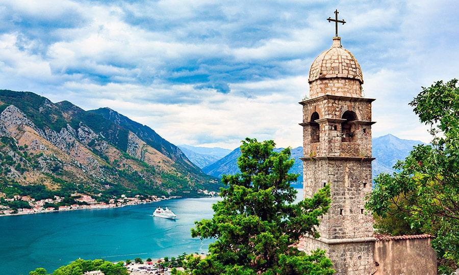 Лучшие курорты Черногории - Котор