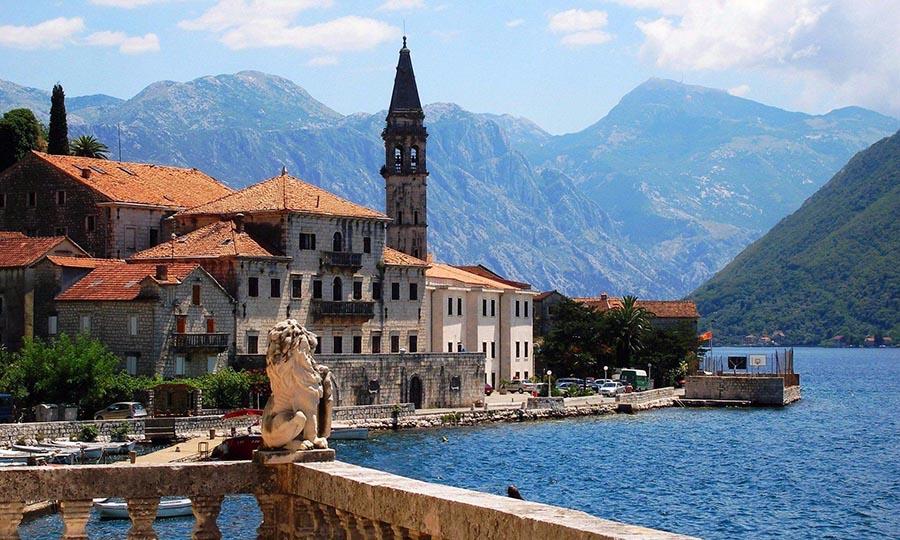 Лучшие курорты Черногории - Тиват