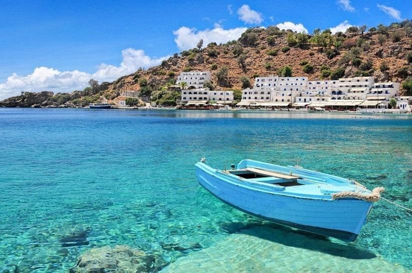 Крит и не только: самые посещаемые острова Греции признали зоной высокого риска