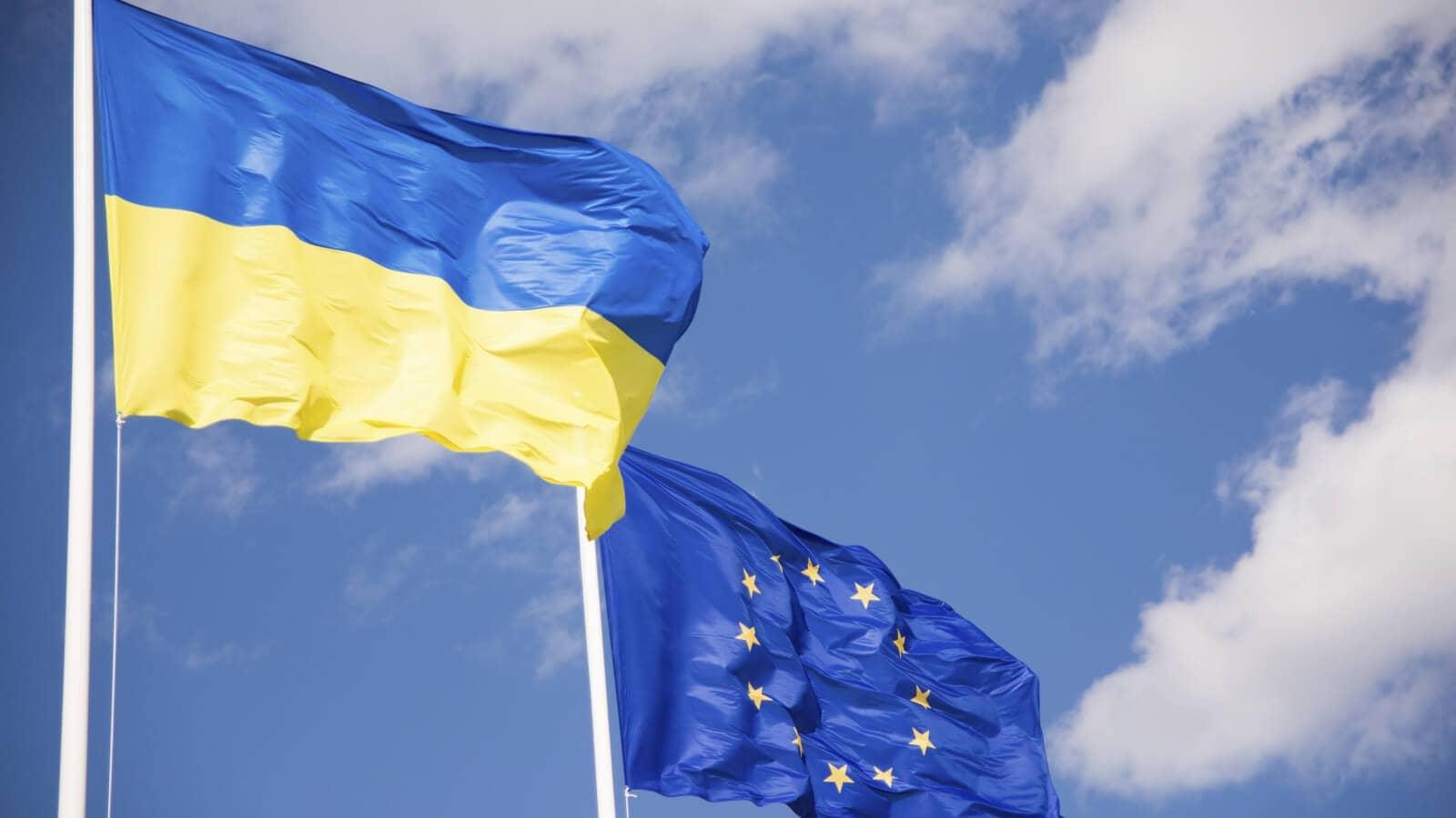 ЕС внесли Украину в «зелёный список»