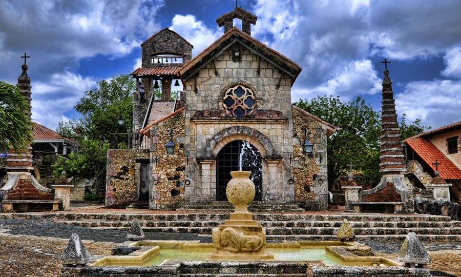 Достопримечательности Доминиканы - Альтос-де-Чавон