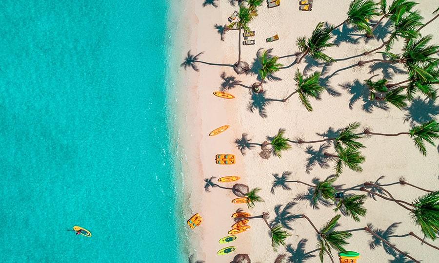 Доминикана океан или море