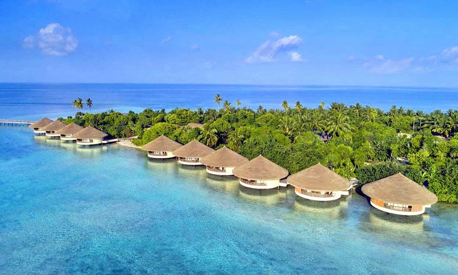 Пляжи Мальдив - Дигура