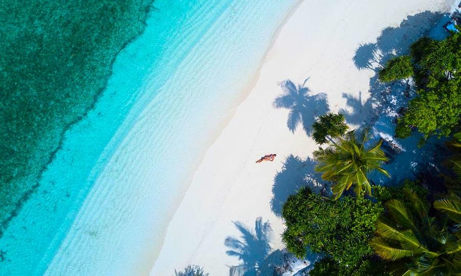 Пляжи Мальдив - Фехенду