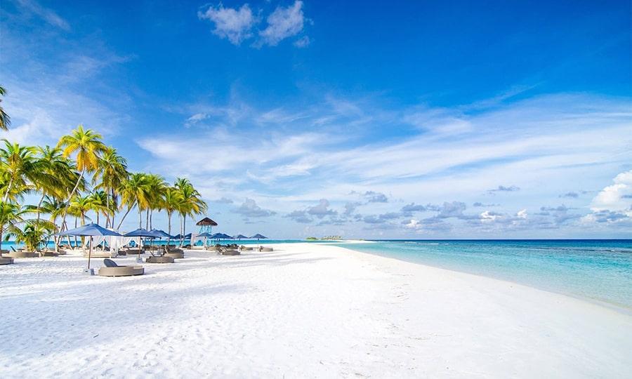 Пляжи Мальдив - Финолху-Канифуши