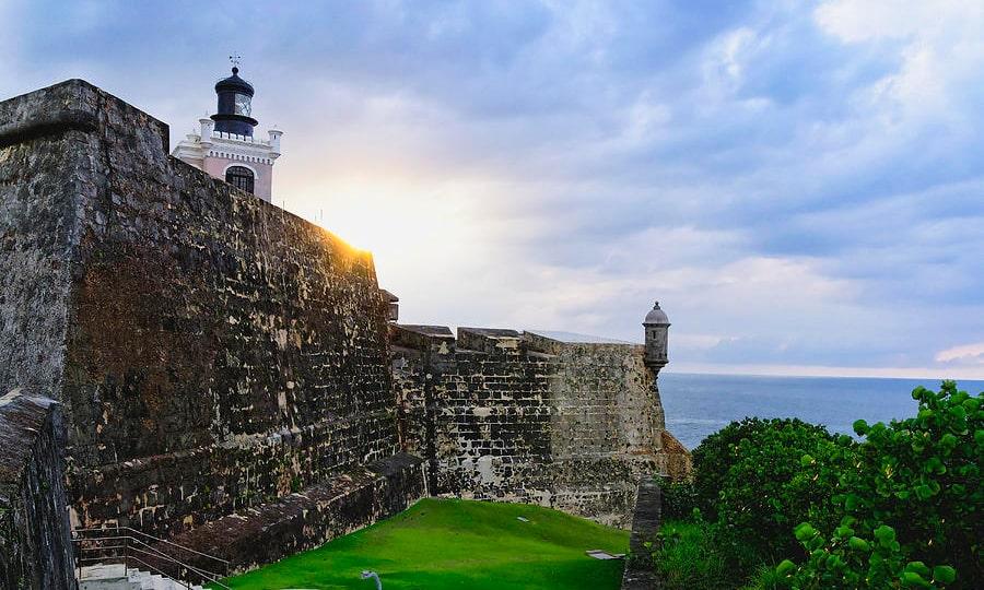 Достопримечательности Доминиканы - Форт Сан Фелипе