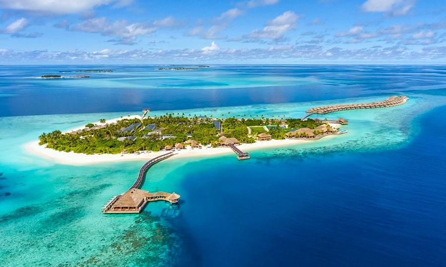 Пляжи Мальдив - Хуравали