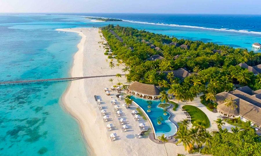 Пляжи Мальдив - Канухура