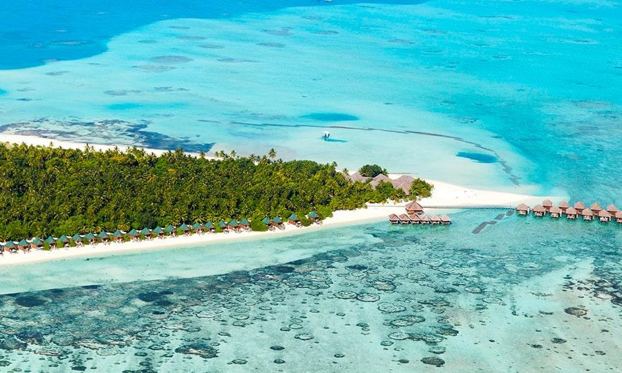 Пляжи Мальдив - Мееру