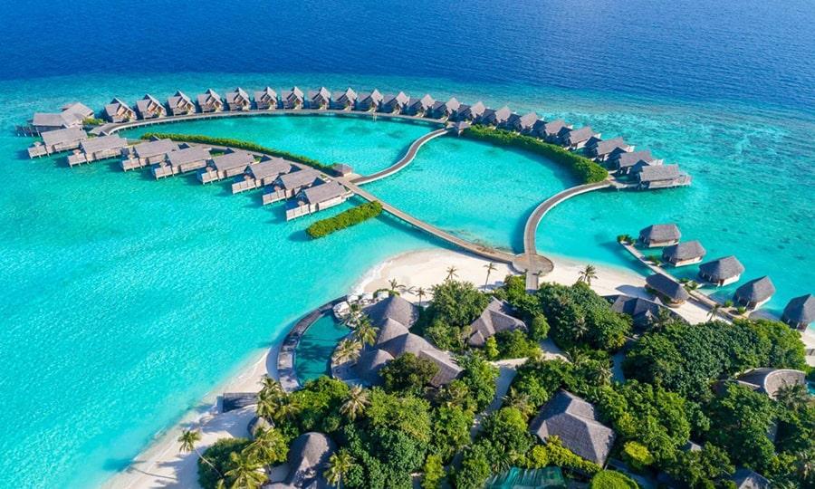 Пляжи Мальдив - Милаиду