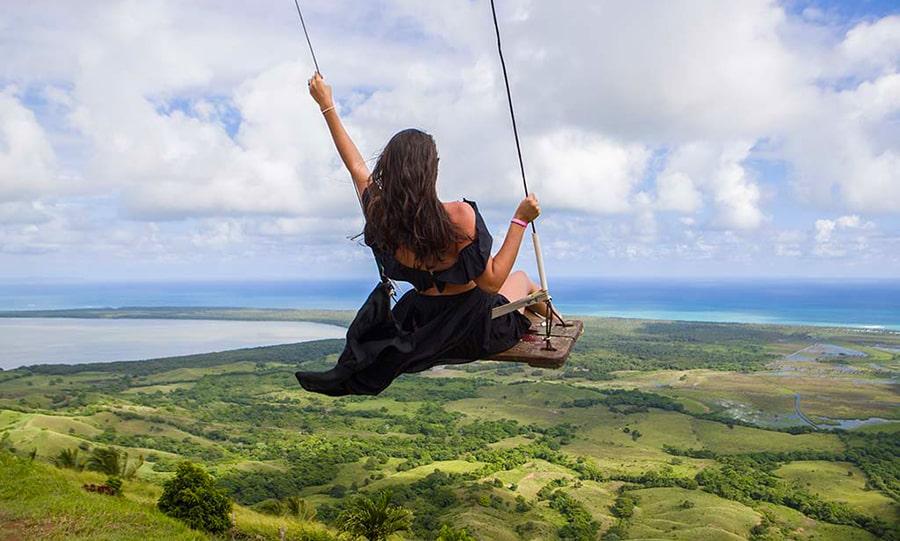 Достопримечательности Доминиканы - Гора Редонда
