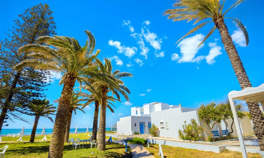 Курорты Туниса