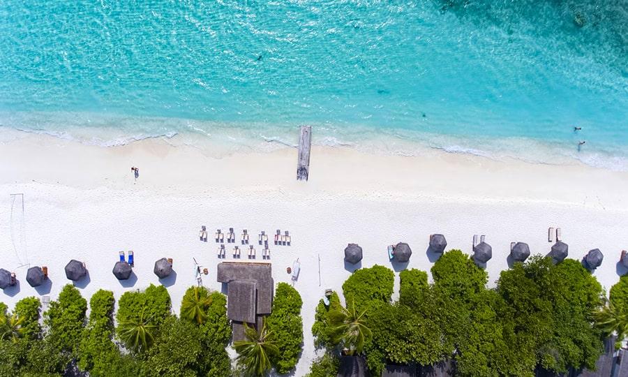 Пляжи Мальдив - Рити Бич