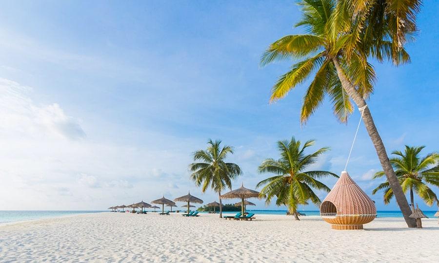 Пляжи Мальдив - Велиганду