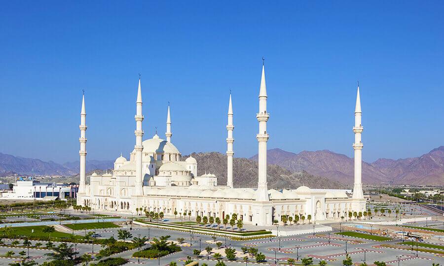 Мечеть Шейха Зайда - Фуджейра