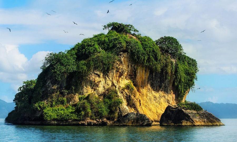 Достопримечательности Доминиканы - Самана