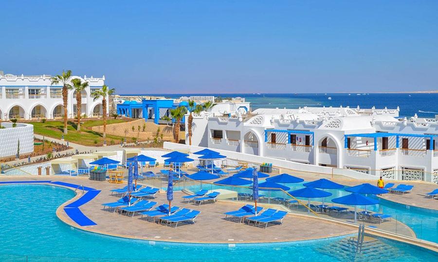 Отели Шарм-эль-Шейха - Albatros Palace