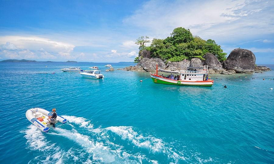 Лучшие острова Таиланда-Чанг