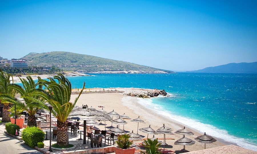 Курорты Албании-Дуррес