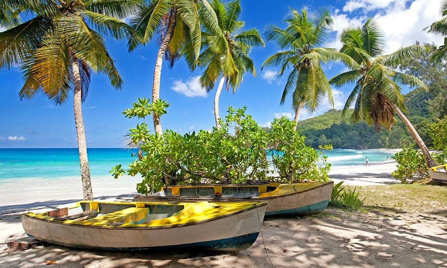 Курорты Сейшел-Маэ