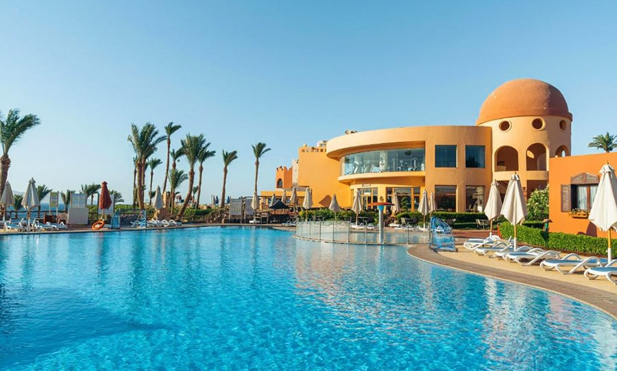 Отели Шарм-эль-Шейха - Nubian Island 5*
