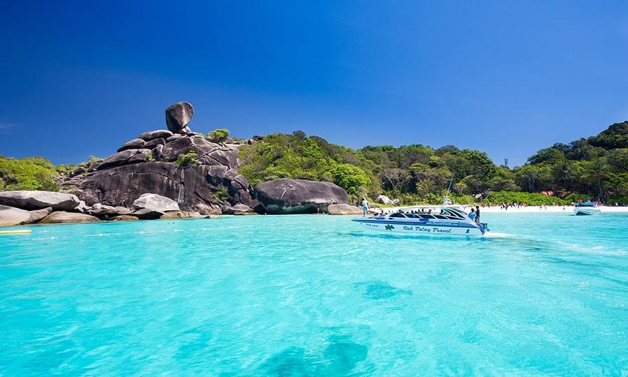 Лучшие острова Таиланда-Симиланы