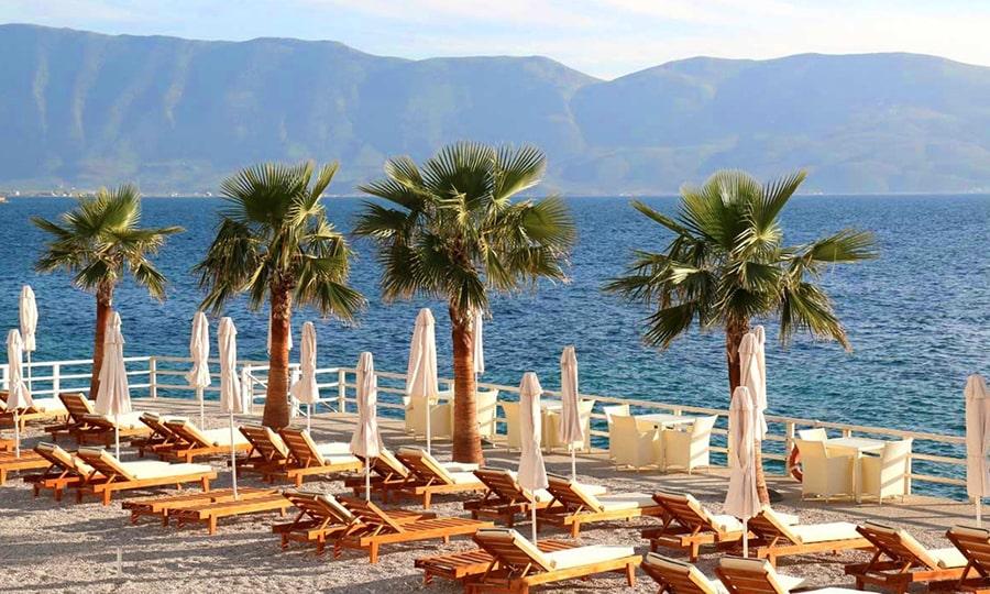 Курорты Албании-Влёра