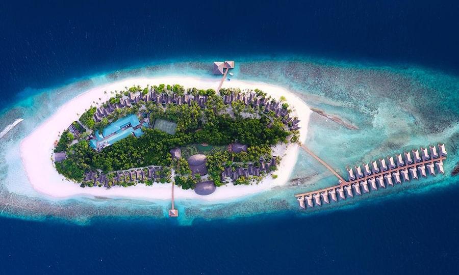 Курорты Мальдив-Атолл Баа