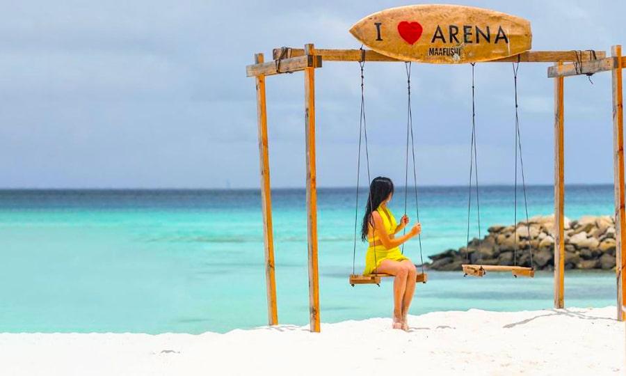 Курорты Мальдив-Маафуши