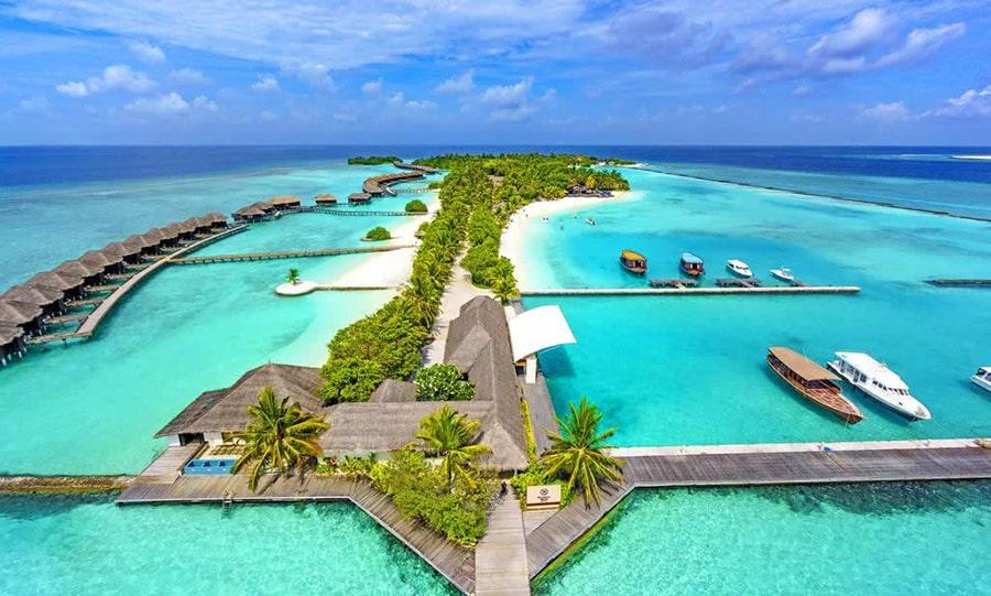 Курорты Мальдив-Северный Мале