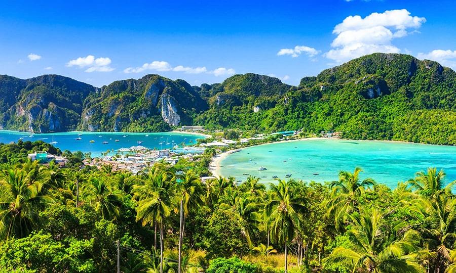 Лучшие острова Таиланда-Пхи-Пхи